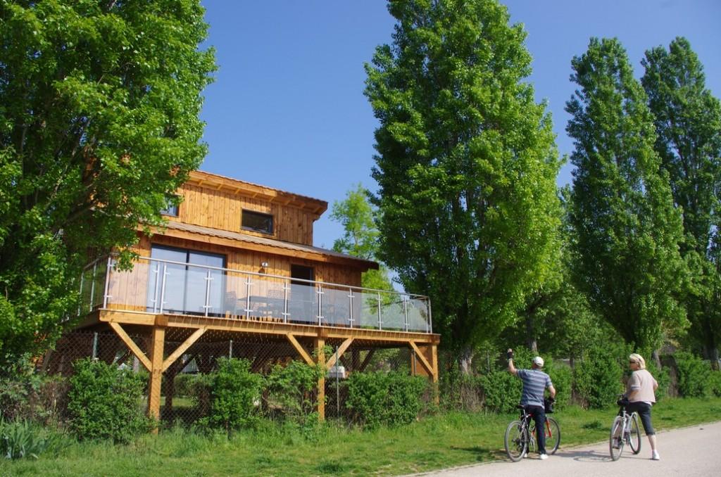 Weekend Insolite Kanopee Village à Trévoux